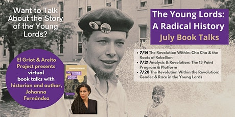 The Young Lords: A Radical History July Book Talks tickets