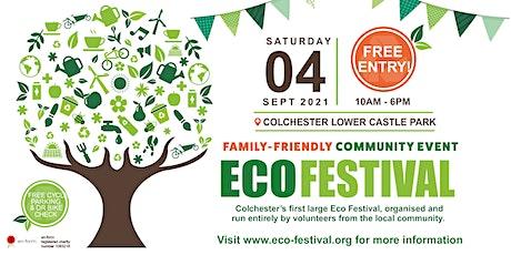 Eco Festival Colchester 2021 tickets