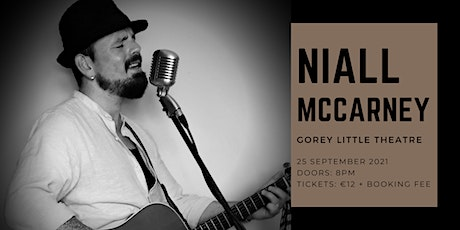 Niall McCarney at Gorey Little Theatre tickets