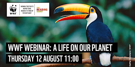 A Life on Our Planet - Webinar with the World Wildlife Fund tickets