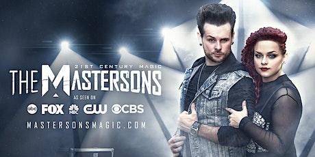 The Masterson's Magic & Illusions Show! tickets