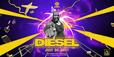 Diesel tickets