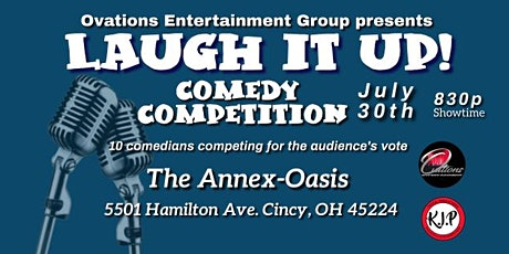 Laugh It Up! Comedy Competition tickets