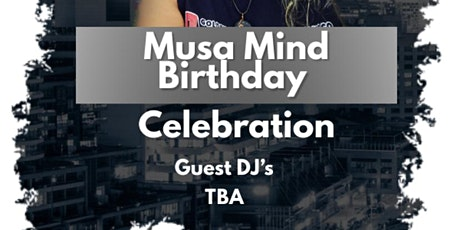 Rooftop Birthday Celebration for Musa Mind tickets