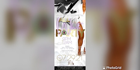 Omega Psi Phi/All White Party at The Strut tickets
