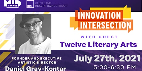 Innovation Intersection with Daniel Gray-Kontar tickets