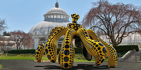 """Curator-Led Tour of """"KUSAMA: Cosmic Nature"""" tickets"""