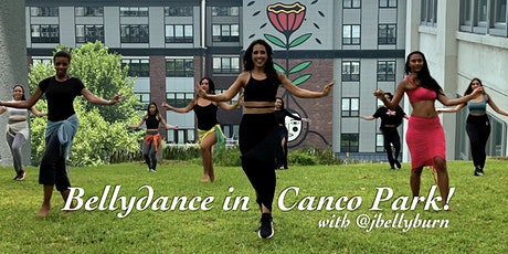 Bellydance in Canco Park! tickets