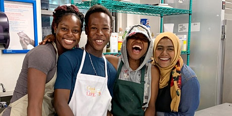 Fuel Up with Teen Battle Chef Live Cooking Class tickets