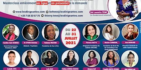 Ecole du Leadership (Session du 22 au 31 Juillet) billets