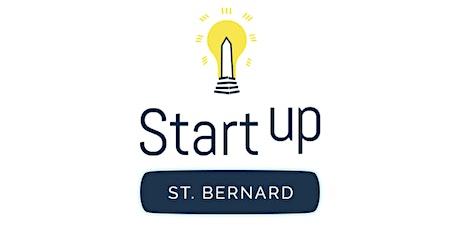 Startup St. Bernard 2021 tickets