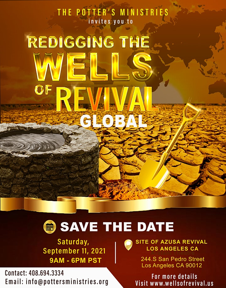 Redigging the Wells of Revival 2021 image