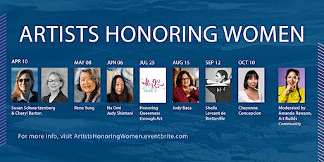 Artists Honoring Women tickets
