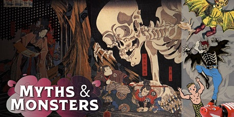 Myths & Monsters tickets