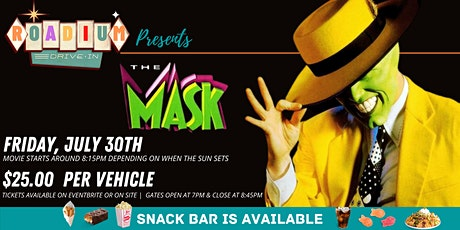 THE MASK  - Presented by The Roadium Drive-In tickets