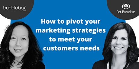 How to adapt your marketing strategies to meet your customers need tickets