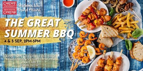 The Great End of Summer BBQ! tickets