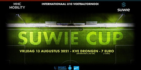SUWIE Cup - International U-10 soccer tournament tickets