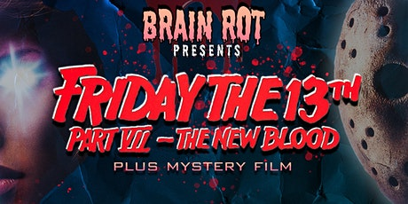 Brain Rot Presents: Horror Double Feature tickets
