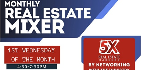 Real Estate Mixer tickets