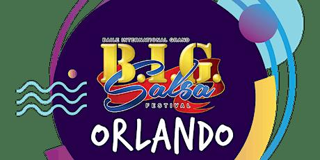 BIG Salsa Festival Orlando 2022 tickets