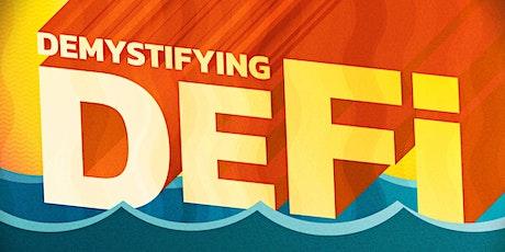 Demystifying DeFi (Decentralized Finance) tickets