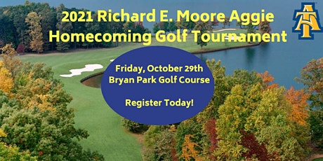 42nd Annual Richard E. Moore Aggie Homecoming Golf Tournament tickets