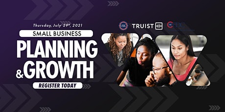 Truist Presents - Small Business Planning & Growth tickets