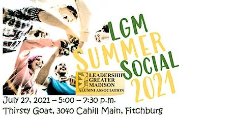LGMAA - Summer Social 2021 tickets