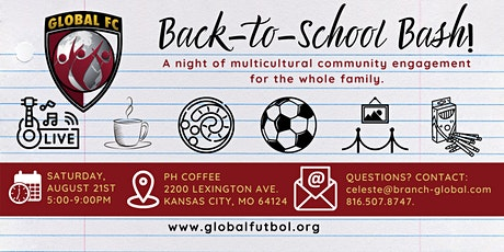 Global FC Back-to-School Bash! tickets