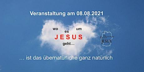 Veranstaltung mit Deutschland braucht JESUS Tickets