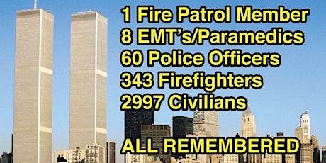 9/11 Memorial Stair Climb tickets