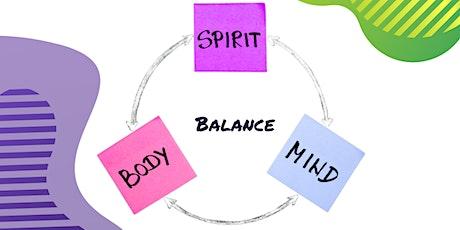 Body, Mind, and Spirit tickets