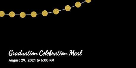 Graduation Celebration Dinner tickets