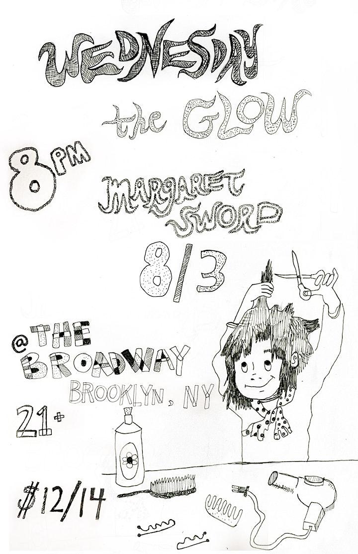 Wednesday / The Glow / Margaret Sword image