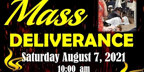 Fresh Fire Apostolic Ministries-Mass Deliverance Encounter tickets