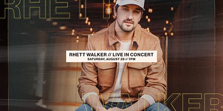 Rhett Walker // Live in Concert tickets