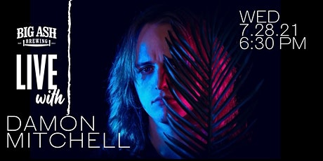 Damon Mitchell Live @  Big Ash tickets