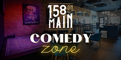 COMEDY ZONE with Andy Forrester and Caleb Elliott tickets