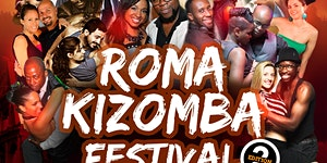 ROMA KIZOMBA FESTIVAL | Festa do Semba | 16,17,18 OCT....
