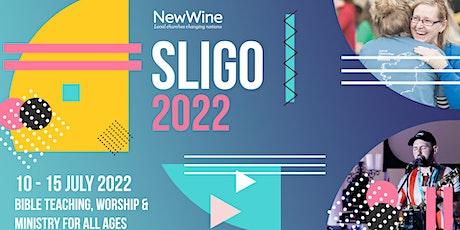 Sligo 22 Summer Conference (Sterling) tickets