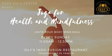 Yoga for Health and Mindfulness tickets