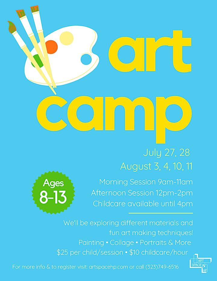 Art Camp image