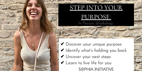 Step Into Your Purpose tickets