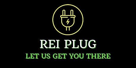 REI PLUG tickets