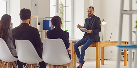 Public Speaking Workshop for People Who Want to Command a Room tickets