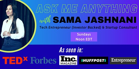 Ask Me Anything - How to Find Investors for Your Startup tickets