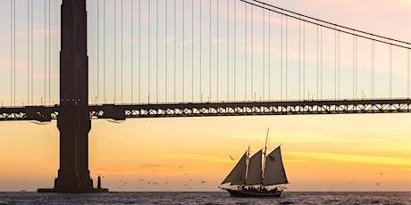 Sunset Sail on San Francisco Bay- Saturday Nights tickets