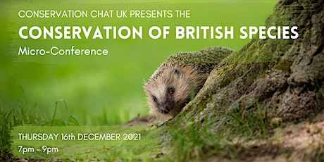 Conservation of British Species Micro-Conference tickets