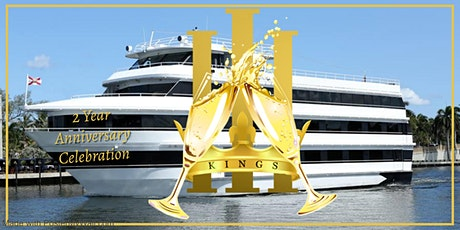 3Kings Brunch Yacht Party: 2 Year Anniversary tickets